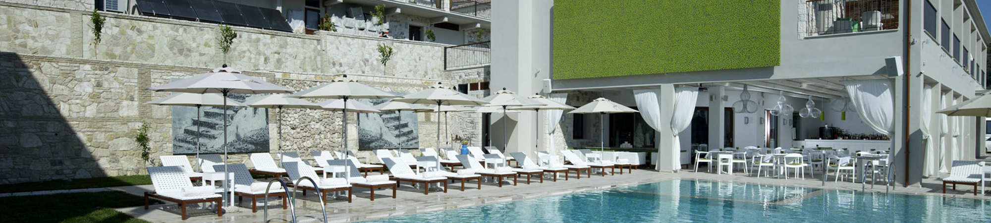 Salvator Villas & Spa Hotel, Parga
